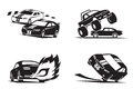 Racing cars show