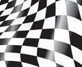 Racing flag Stock Images