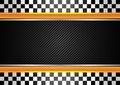 Racing striped background Stock Photography