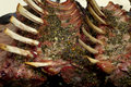 Rack of Lamb Stock Photo