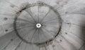 Radar absorbing dome Royalty Free Stock Photo