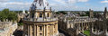 Radcliffe camera and All Souls College Oxford Royalty Free Stock Photo