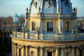 Radcliffe Camera building in close-up Royalty Free Stock Photo