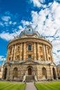 Radcliffe Camera, Oxford Royalty Free Stock Photo