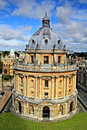 The Radcliffe Camera, Oxford Royalty Free Stock Images