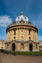 Radcliffe Camera. Oxford, England Stock Photos