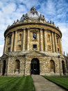 Radcliffe Camera in Oxford, England Royalty Free Stock Photo