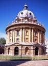 Radcliffe Camera, Oxford, UK. Royalty Free Stock Photo