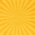 Radial comics vector Retro background