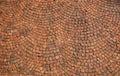 Radial Pavement Texture