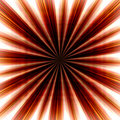 Radial zoom burst Royalty Free Stock Photography