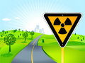 Radiation accident Stock Photos