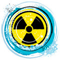 Radiation.eps Royalty Free Stock Image