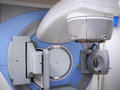 Radiation therapy machine linear accelerator to treat cancer Stock Photos