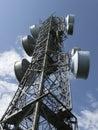 Radio antenna Royalty Free Stock Photo