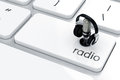 Radio concept Royalty Free Stock Photography