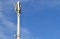 Radio Mast Royalty Free Stock Photo