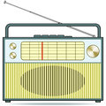 Radio receiver Royalty Free Stock Photo