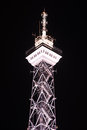 Radio tower berlin germany called funkturm build for the world trade fair in the th Stock Photos