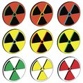 Radioactivity Royalty Free Stock Images