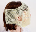 Radiotherapy Mask Stock Photo