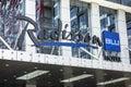 Radisson blu hotel arlanda airport sweden Royalty Free Stock Images