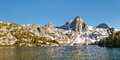 Rae Lakes, Kings Canyon National Park Stock Photos