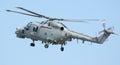 Raf lynx helicopter Fotos de archivo