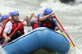 Rafting Adventure Stock Photography
