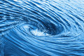 The raging whirlpool Royalty Free Stock Photo