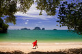 Rai Lay beach, south of  Thailand Stock Images