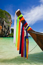 Rai Lay beach, south of  Thailand Stock Photo