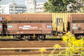 Rail Cargo Austria Royalty Free Stock Photo