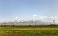 Železniční trať při Tatrách