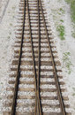Rail tracks Stock Photography