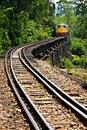 stock image of  Railway