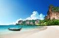 Pláž v thajsko
