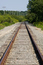 Railroad Tracks Stock Images