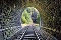 Railroad Tunnel - Harmanec, Slovakia