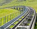 Rails Stock Image