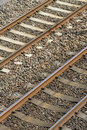 Railway lines Stock Photos