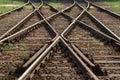 Railways Royalty Free Stock Photo