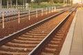 Railways Стоковые Фото