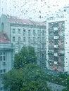 Rain again Stock Photo