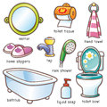 Bathroom element vocabulary