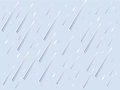 Rain cloud background vector Royalty Free Stock Photos