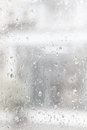 Rain drop water on mirror use as  background Royalty Free Stock Photography