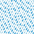 Rain drops abstract background with Royalty Free Stock Photos