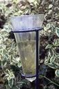 Rain gauge Royalty Free Stock Photo