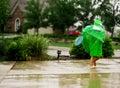Rain gears Stock Image